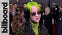 Billie Eilish Teases Upcoming Documentary, New Music and Being Open About Mental Health | Grammys 2020