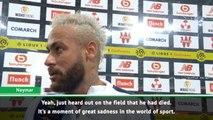 Kobe Bryant death a 'moment of great sadness' - Neymar