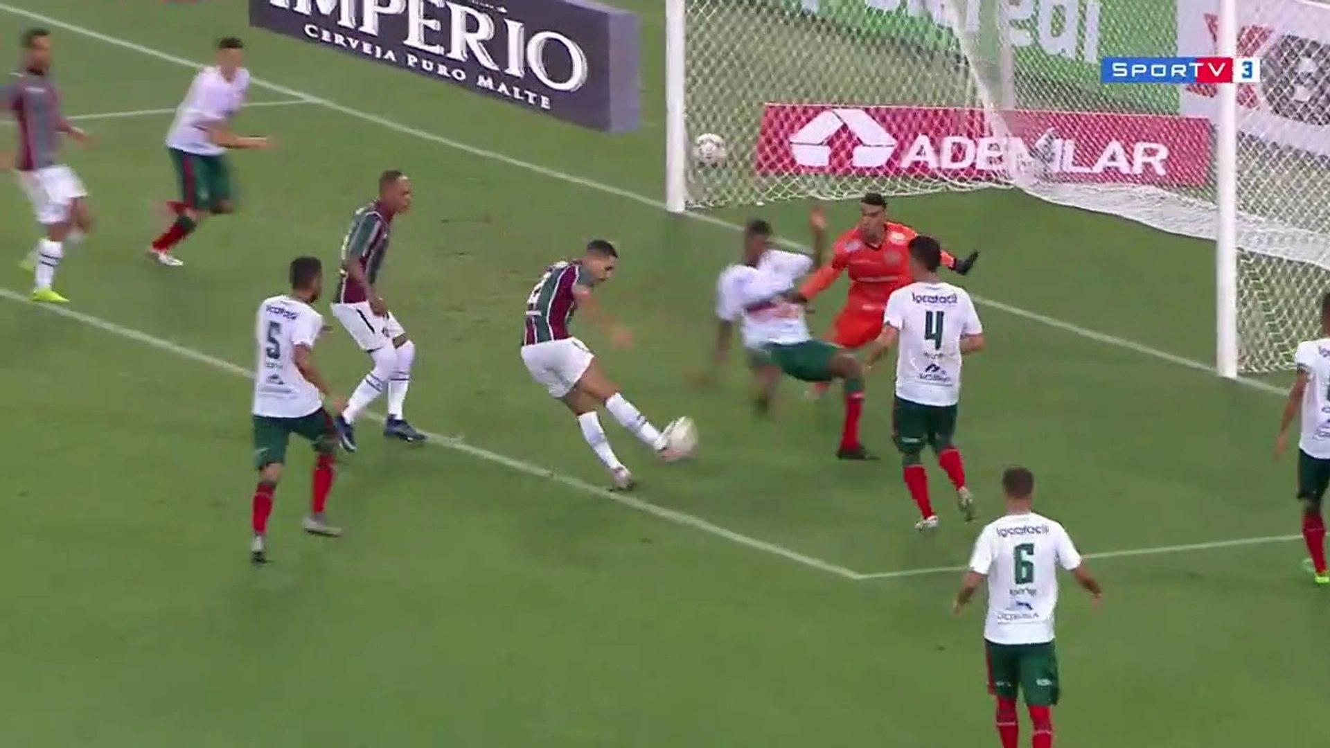 FLUMINENSE 2 x 0 Portuguesa - Carioca 2020