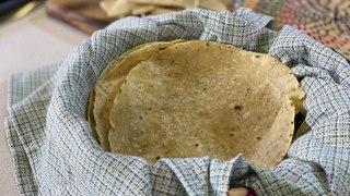Tortillas de maíz- Consejos para conservar y revivirlas