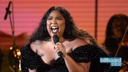 Lizzo Opens Grammy Performance With Kobe Bryan Shoutout: 'Tonight Is For Kobe' | Billboard News