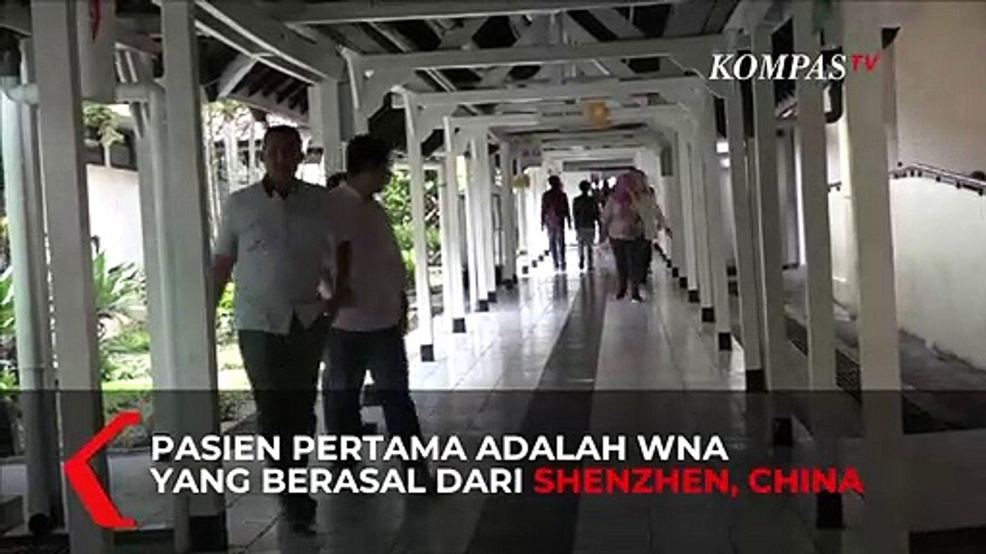 UPDATE! Virus Corona : 2 Pasien di RS Hasan Sadikin Bandung Masih Suspek