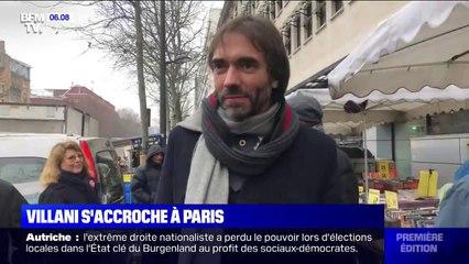 Cédric Villani maintient sa candidature pour la mairie de Paris malgré la demande d'Emmanuel Macron
