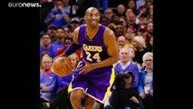 Décès de Kobe Bryant : le monde du basket en deuil