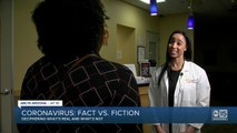 Coronavirus: fact vs. fiction