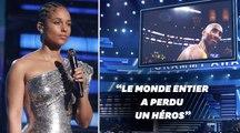 Aux Grammys 2020, le discours d'Alicia Keys en hommage à Kobe Bryant