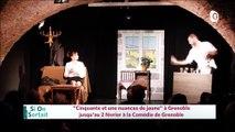 """27 JANVIER 2020 - Chloé et Vassilena Serafimova """"Sequenza"""", Cinquante et une nuance de jaune, Rose Valland en quête de l'art spolié"""