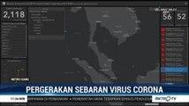 Penyebaran Virus Corona di Dunia Bisa Dipantau di Sini