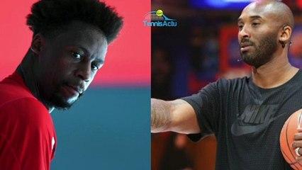 """Open d'Australie 2020 - Gaël Monfils : """"Je relativise sur ma défaite car c'est rien comparé à la disparition de Kobe Bryant"""""""