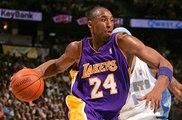 Retour sur la carrière de Kobe Bryant