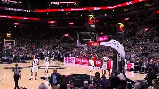 Toronto Raptors 110 - 106 San Antonio Spurs