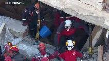 Séisme en Turquie : l'espoir de retrouver des survivants s'amenuise