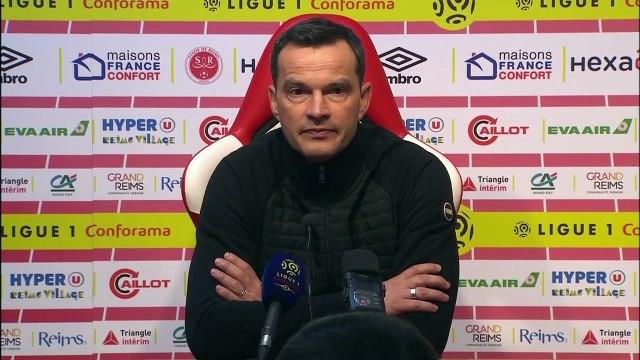 Reims - Metz, la réaction des coaches