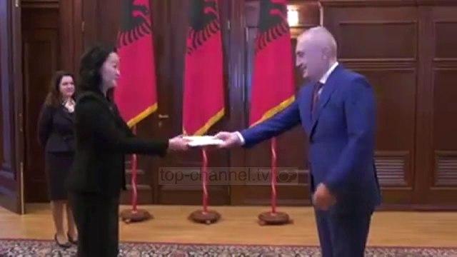Ambasadorja e re e SHBA/ Meta pranon letrat kredenciale të Yuri Kim