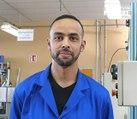 Mon histoire de formation | Kamel a pu suivre une formation pour devenir technicien de maintenance industrielle