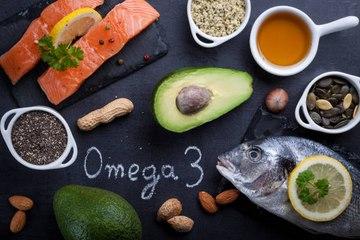 Omega 3: alimentos esenciales para la salud