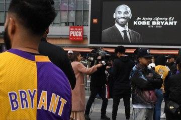 Kobe Bryant, leyenda de la NBA, falleció en un accidente aéreo