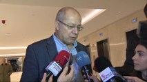 "Igea: ""Queremos un modelo de partido que evite los errores cometidos"""