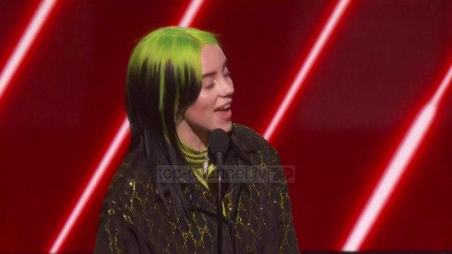Çmimet Grammy/ Triumfon 18-vjeçarja Billie Eilish