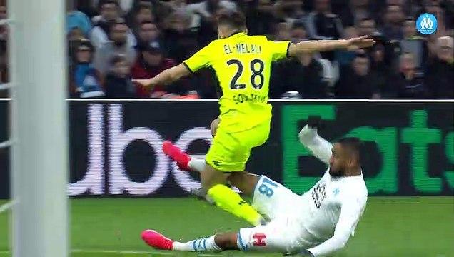 OM - Angers (0-0) : Zoom sur les gestes de Jordan Amavi