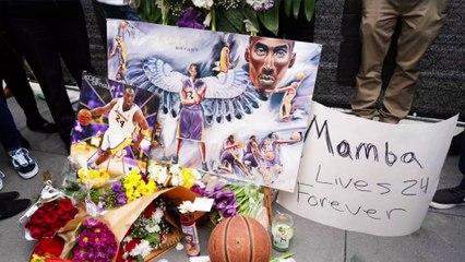 Celebridades le dicen adiós a Kobe Bryant