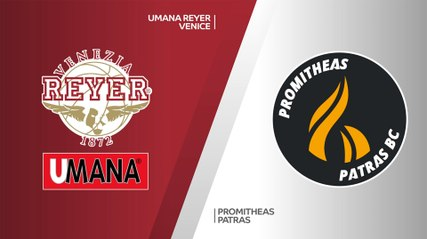7Days EuroCup Highlights Top 16, Round 4: Reyer 52-70 Promitheas