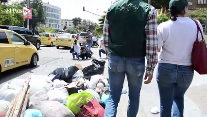 Alcalde visitó puntos críticos por basuras en Cali