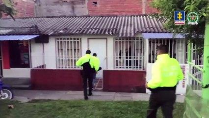 Capturan a presuntos homicidas del fiscal Libreros en Cali