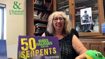 Interview 3 de Françoise Serre-Collet : L'étonnante vie sociale des serpents