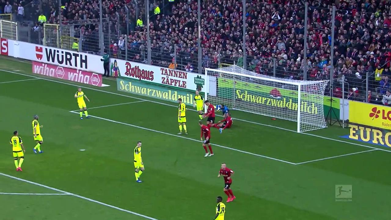Freiburg - Paderborn (0-2) - Maç Özeti - Bundesliga 2019/20