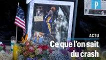 Mort de Kobe Bryant : qui étaient les huit autres passagers de l'hélicoptère