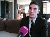 A 19 ans il devient croque-mort - Reportage TL7 - TL7, Télévision loire 7