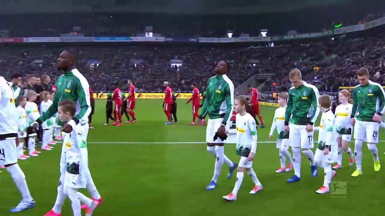 Borussia Mönchengladbach - Mainz 05 (3-1) - Maç Özeti - Bundesliga 2019/20
