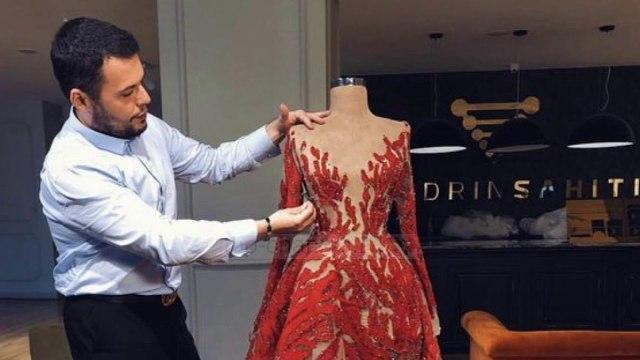 Mahnitëse/ Beyonce me fustanin e Valdrin Sahitit
