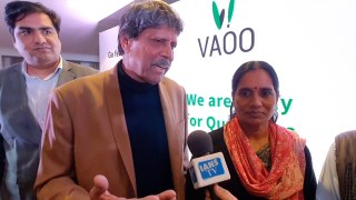 Kapil Dev and Asha Devi talk on women's safety in India