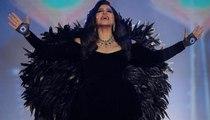 إطلالات أحلام في ليلة فنانة العرب في الرياض: استعراضية، خيالية، ساحرة!
