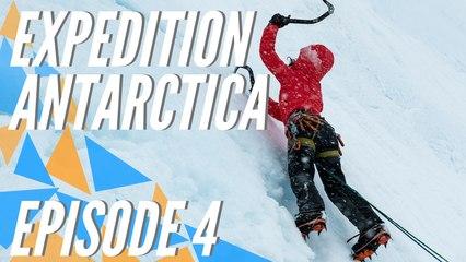 Expedition Antarctica - EP04 Ice climbing in Antarctica