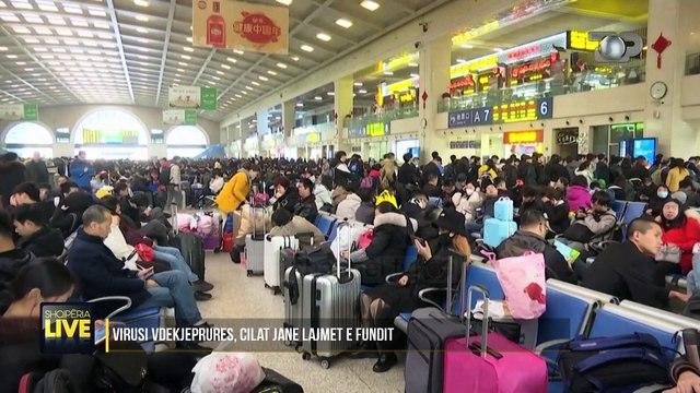 Çfarë po ndodh tani në Kinë me virusin vdekjeprurës? - Shqipëria Live, 27 Janar 2020