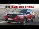 Essai Opel Grandland X Hybrid4 2020