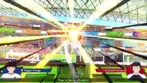 Le gameplay du jeu vidéo Captain Tsubasa dévoilé