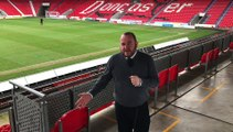 Liam Hoden previews Doncaster Rovers' clash with Southend United