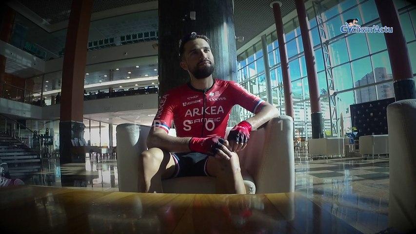 Cyclism'Actu On Board 2020 - En stage avec Arkéa-Samsic et Nacer Bouhanni