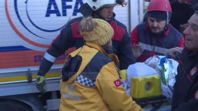 Qeveria turke: Presim termet 7,5 në Stamboll