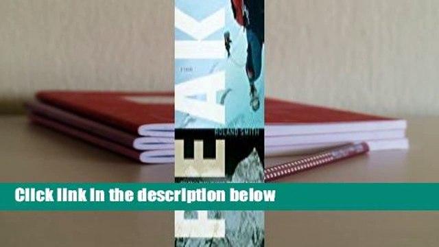 Full E-book  Peak  For Kindle