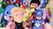 Colors And Characters, Learn With Avengers, Paw Patrol, Hulk, Iron Man, Super Heroes For Kids
