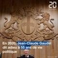 Jean-Claude Gaudin, la fin d'un animal politique