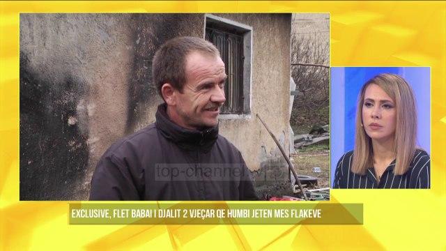 Babai tregon sesi femija duke luajtur me shkrepse dogji shtëpine dhe u karbonizua - Shqipëria Live