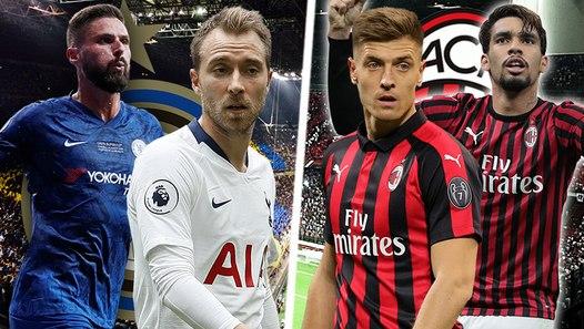 Journal du Mercato : l'Inter frappe fort, l'AC Milan dégraisse à tout-va