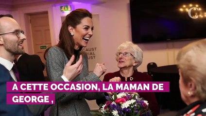 Kate Middleton honore un engagement très solennel dans l'une de ses tenues signatures