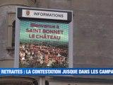 A la Une : Respirez, vous pouvez rouler ! / La Loire rend hommage à Kobe Bryant / Les campagnes se lèvent contre la réforme des retraites / Un bus dans la rivière - Le JT - TL7, Télévision loire 7